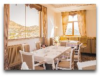 отель Shirvan Hotel & Spa: Ресторан