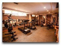 отель Shirvan Hotel & Spa: Фитнес центр