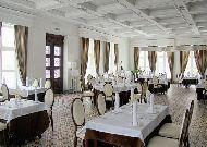 отель Schloss Hotel: Ресторан