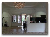 отель Schloss Hotel: Ресепшн