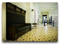 отель Schloss Hotel: Холл на этаже