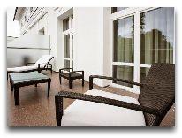 отель Schloss Hotel: Номер Deluxe