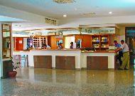 отель Shodlik Palace: Ресепшен