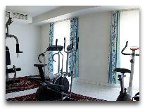 отель Shodlik Palace: Фитнес-зал