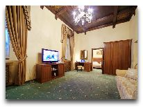 отель Шопен: Люкс Шопен - гостиная