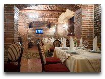 отель Шопен: Ресторан