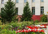 санаторий Щучинский: Территория