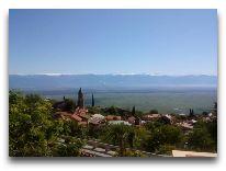 отель Signagi: Вид из окна