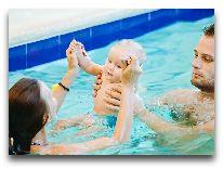 отель Sigulda: В бассейне