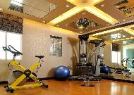 отель Silk Path Hanoi: Фитнес-центр