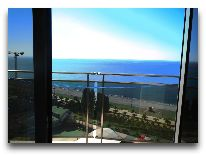 отель Silk Road Sea Towers Batumi: Номер Deluxe Sea View