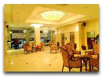 отель Silverland Central Hotel: Лобби