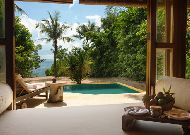 отель Six Senses Ninh Van Bay Vietnam: Beach front pool villa