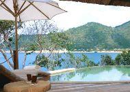 отель Six Senses Ninh Van Bay Vietnam: Hill top pool villa