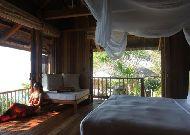 отель Six Senses Ninh Van Bay Vietnam: Hilll top pool villa