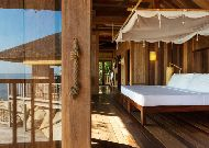 отель Six Senses Ninh Van Bay Vietnam: Rock pool villa
