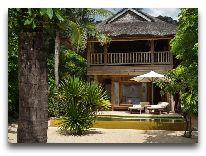 отель Six Senses Ninh Van Bay Vietnam: Beach pool villa