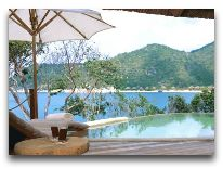 отель Six Senses Ninh Van Bay Vietnam: Hill top pool villa
