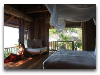 отель Six Senses Ninh Van Bay Vietnam: Hilll top pool villa