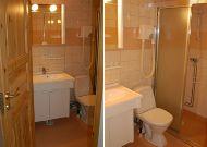 отель Коттедж Sjungarbacken: Ванные комнаты