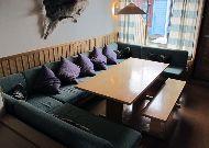 отель Коттедж Sjungarbacken: Коттедж Класс 2 гостиная