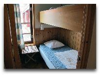 отель Коттедж Sjungarbacken: Коттедж Класс 2 спальня