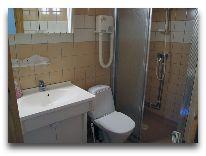 отель Коттедж Sjungarbacken: Коттедж Класс 2 ванная