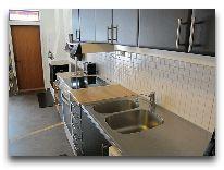 отель Коттедж Sjungarbacken: Коттедж Класс4 кухня
