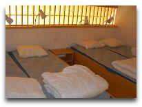 отель Коттедж Sjungarbacken: Спальня