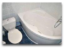 отель Skalva (Nida): Ванная комната