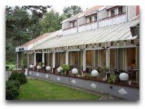 отель Skalva (Nida): Здание отеля