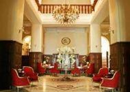 отель Dalat Palace Hotel: Лобби
