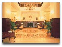 отель Dalat Palace Hotel: Холл