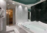 отель Sofitel Warsaw Victoria: Ванная комната в номере Suite
