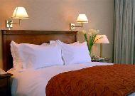 отель Sofitel Warsaw Victoria: Спальня в номере Suite