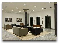 отель Sofitel Wroclaw Old Town: Лобби