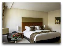 отель Sofitel Wroclaw Old Town: Номер люкс спальня