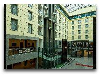 отель Sofitel Wroclaw Old Town: Атриум