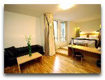 отель Sokos Hotel Helsinki: Номер Джуниор сьют