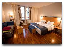 отель Sokos Hotel Helsinki: Номер супериор