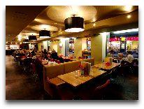 отель Sokos Hotel Helsinki: Ресторан