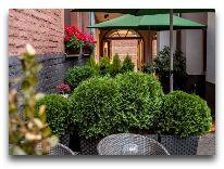 отель Solaris Hotel: Летняя террас