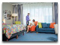 отель Solo Sokos Hotel Estoria: Номер Superior King Family