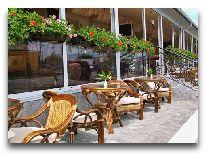 отель Соната: Летняя терраса
