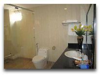 отель Song Thu: Ванная в стандартном номере