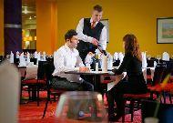 отель Chopin Hotel Cracow: Ресторан