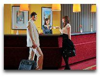 отель Chopin Hotel Cracow: Ресепшен