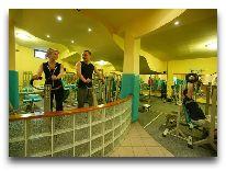отель Chopin Hotel Cracow: Фитнесс клуб