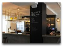 отель SP 34: Ресепшен отеля
