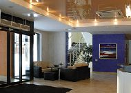 отель SPA Hotel Baltvilla: Холл